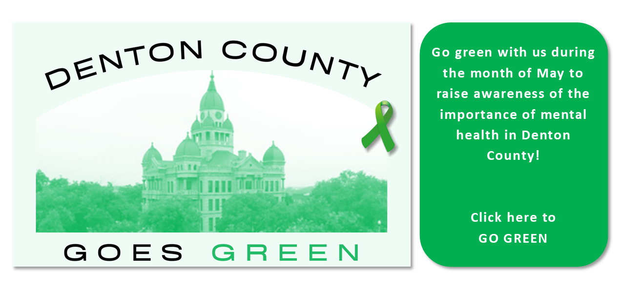Denton County Goes Green